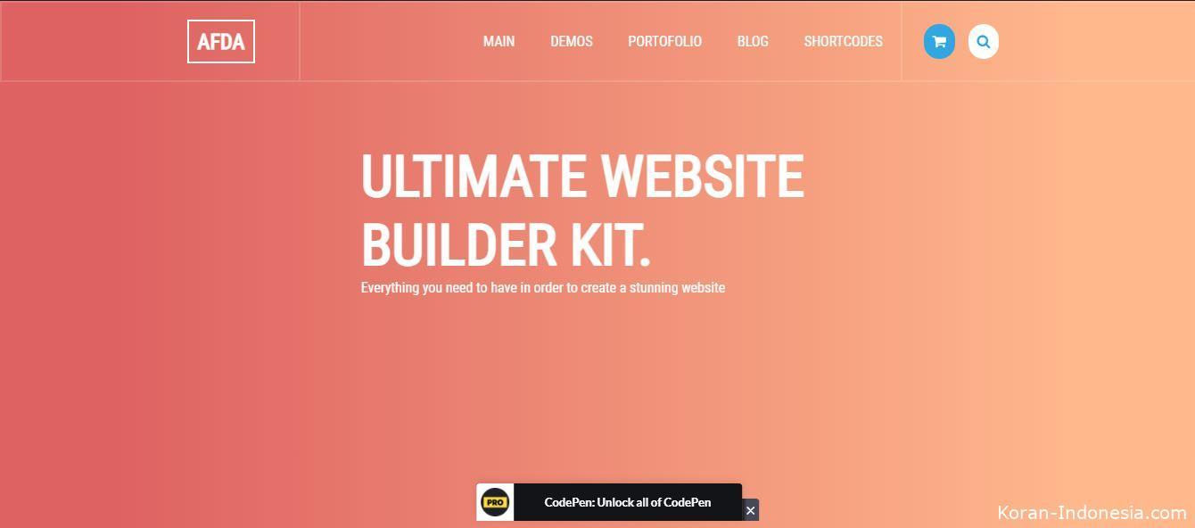 Cara Membuat Web Sendiri dengan HTML CSS