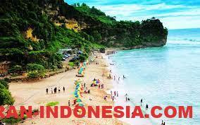 3 Surga Tersembunyi Pantai Terindah Gunung Kidul Jogjakarta